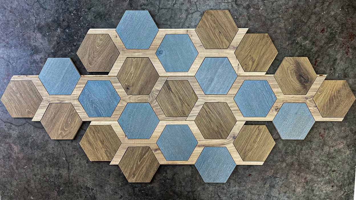 Unique Custom Flooring Designs